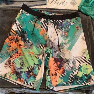 Men's Reebok Crossfit Shorts Size 32